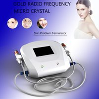 Wholesale beauty mark for sale - RF beauty machine skin lift rf fractional micro needle Stretch Marks Removal skin tighten radio frequency spa equipment