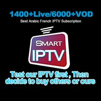 ingrosso andriod smart box-Abbonamento Dragon Pro France Iptv per il Regno Unito Italia Arabo Germania Abonnement Iptv Supporto M3U Mag Box Smart TV Andriod IOS Device