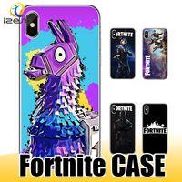 capa designer para telefones venda por atacado-Phone case para iphone xs max xr x 8 7 s10e s10e mais quente fps game designer macio tpu tampa traseira