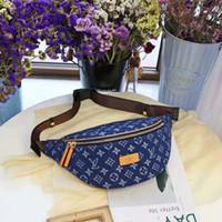 ingrosso sacchetti di vita in denim-new Designer Waist Bag uomo Donna Borsa Uomo Fannypack Designer Chest Bag Unisex New Fashion Belt Bag