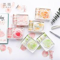 Wholesale fruit tape for sale - Group buy 10pcs Washi Masking Tapes Summer fruit Decorative Adhesive Scrapbooking DIY Paper Japanese Stickers