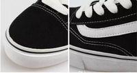 sapatas ocasionais da lona do homem venda por atacado-2019 velho skool camurça lona das mulheres dos homens casuais sapatos baixos marca shoes para unisex zapatillas walking shoes sneakers mulheres