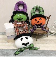 cadılar bayramı eşyaları toptan satış-HEDİYE Cadılar Dekor Cadılar Bayramı Doll Hayalet Cadı Kabak Bar Kabak Atmosfer Prop şeyler Oyuncak kapılar Kabak