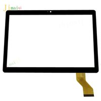 Wholesale touch digitizer for tablet resale online - For inch JC tablet touch screen Panel Digitizer Sensor Replacement size x163mm