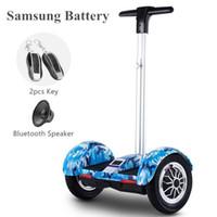 monopatín eléctrico de dos ruedas al por mayor-10 pulgadas Hoverboard 2 dos ruedas auto inteligente equilibrio scooter de patín eléctrico UL2272 aerotabla volante