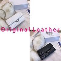 Wholesale womens high fashion handbag for sale - High quality genuine leather womens crossbody bag famous brand designer luxury handbags purses fashion shoulder bag