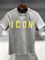 europa t-shirts großhandel-Europa-Marke 2019 Design Sommer Straße Europa Mode Männer T-Shirts Baumwolle Kurzarm T-Shirt Casual Frauen T-Shirt 04