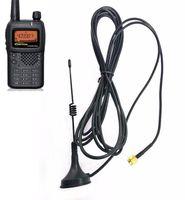 669C SMA-M Male VHF//UHF Dual Band Antenna for BAOFENG//YAESU//Vertex VX-1R VX-2R