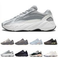 Wholesale designer snow shoes resale online - PK Version Mens Designer Shoes Women Running Shoes V2 OG Mauve Inertia Geode Salt Analog Wave Runner Sneakers Static Reflective Trainers