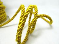 ingrosso cordone artigianale giallo-CLEARANCE | 5 Yards 6mm Yellow Rope String | Corda | Corda | Corda decorativa | Corda per manico | Forniture artigianali