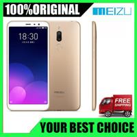 mobile digital tv für android großhandel-Nagelneues ursprüngliches Meizu M6T 3 / 4GB 32 / 64GB Handy MTK6750 Octa Core 5,7