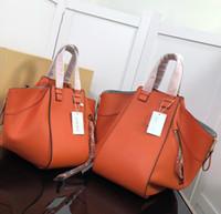 ingrosso dimensioni dell'amaca-Moda moderna 35CM29CM borsa di alta qualità di marca in pelle di design designer amaca pacchetto tutto il più conveniente.
