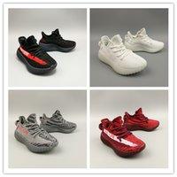 tiendas de zapatos para niños al por mayor-mens 350 V2 para niños Niños Zapatos tienda Shop 350 V2 zapato, niños, jóvenes, deportes zapatillas deportivas, zapatillas para niños Descuento de Niños Zapatos