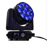 iluminación de haz grande al por mayor-Big power Beam 12X40W 4 en 1 rgbw LED Wash Zoom Cabeza móvil Control de pixel Cabeza móvil haz de luz led