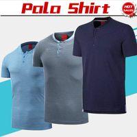 Wholesale polo blue sale resale online - 2019 City DE BRUYNE Polo Shirt Royal blue Light blue Soccer Jersey Soccer Polo KUNAGUERO Football Uniforms Sport Shirts On Sale