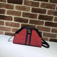 Wholesale deerskin leather bags resale online - Top Quality Design Letter Ribbon Metal Buckle Cat Head Shoulder Bag Deerskin Leather Woman Handbag