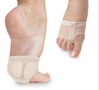 masaje de plantillas de zapatos al por mayor-Plantillas de antebrazo Almohadillas acolchadas Protector de manga Herramientas para el cuidado del pie Zapatos de soporte de arco Plantillas Almohadillas de masaje RRA1177