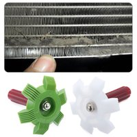 Wholesale c comb for sale - Group buy 1PC Universal Car A C Radiator Condenser Fin Comb Air Conditioner Coil Straightener Cleaning Tool Auto Cooling System Repair