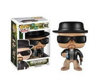Wholesale china toy girls resale online - Funko pop Breaking Bad HEISENBERG Vinyl Action Toy Figures Collectible Model Toy for Children birthday gif Good Quality