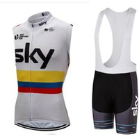 Wholesale sky cycling for sale - SKY Pro Team Cycling Jersey Summer Men Mountain Bicycle Clothing Quick Dry Racing Sport MTB Bike Jersey Maillot Ropa Ciclismo Hombre