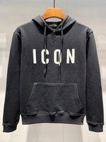 camisas casuais soltas para homens venda por atacado-H827 Mens 2019 roupas de grife de luxo Criativo Novo Solto Moda Camisa de Algodão Com Capuz homens designer de hoodies Tamanho M-3XL