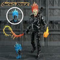 top kırbaç toptan satış-Marvel Ghost Rider Johnny Blaze 8