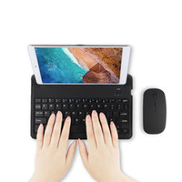 Wholesale mipad tablet for sale - Group buy Bluetooth Keyboard For Xiaomi Mi Pad Tablet PC Wireless Bluetooth keyboard for MiPad MiPad4 mi pad3 Case