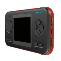 Wholesale video game for sale - Group buy Power Bank Handheld Video Game Console Game Player Embutido Jogos Dual USB output port mobile power Carregador for All phone