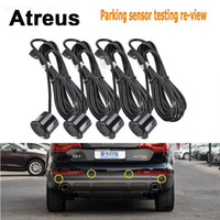 Wholesale monitor for parking sensors for sale - Group buy Atreus pc Car Parking Sensor Monitor Tracker Reversing Probe For Civic astra h j Kia Rio Ceed Lada