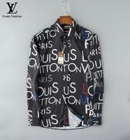 camisas de algodón ajustadas para hombre de corea al por mayor-Nuevo patrón de primavera hombre puro camisa de algodón de manga larga de Corea del hombre Edición mens ocasionales adelgazan la juventud 112701