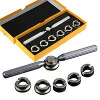 en iyi onarım toptan satış-En Iyi Kalite İzle Case Arka Açıcı / Yakın / Remover ROLEX Oyster İzle Onarım Seti Aracı Saatçi Için
