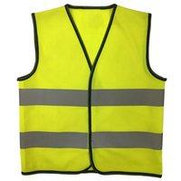 ingrosso abbigliamento giubbotto giallo-Giacca di sicurezza riflettente vestibilità abbigliamento alpinismo sicurezza abbigliamento giallo