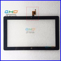 Wholesale tablet teclast intel resale online - New inch Tablet Touch Panel digitizer For Teclast Tbook11 Tablet Dual OS Windows10 Android Intel Touch Screen Glass