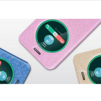 Wholesale Details about PU Leather Smart View Window Case Cover Stand For Asus Zenfone ZE552KL quot