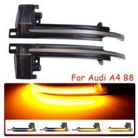 Turn Signal Blinker For Audi A4 A5 B8.5 B8 RS5 RS3 A3 8P S5 RS4 A6 Q3 A8 8K Mirror Flasher Light