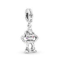 avrupa boncuk gümüşü toptan satış-925 Ayar Gümüş Boncuklar Disny, Oyuncak, Buz Lightpendant Charm Avrupa Pandora Stil Takı Bilezikler Kolye 798042CZR Uyar