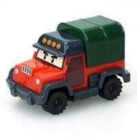 çocuklar için model kamyonlar toptan satış-Silverlit Robocar Poli LA94 çocuklar çocuklar için Avlanmak Alaşım Modelleme Kamyon yenilik hediyeler dayanıklı model arabalar-Die Cast