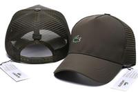marka polo kadın toptan satış-2019 Tasarımcılar Erkek Beyzbol Kapaklar Klasik Ünlü Markalar Kafatası Şapka Işlemeli kemik Erkek Kadın casquette Şapkalar gorras golf Spor polo Kap