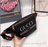fanny leather al por mayor-Nuevo bolso de las mujeres de cuero bolso de viaje bolsa de viaje bolsa de la cintura de las mujeres fanny pack bolsas bum bag cinturón bolsa # g530412