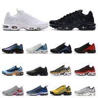 max sport laufschuhe groihandel-nike air max vapormax tn plus  TLX R4 809 Athletic Sneaker rot bule schwarz weiß Sport Outdoor Laufschuh Größe 36-46