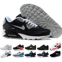Wholesale running dresses for sale - Group buy 2017 High Quality Running Shoes Cushion KPU Mens Womens Classic casual Shoes Trainers Sneakers Man Walking Sports tennis Shoe W485