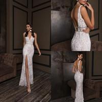 design slit dress venda por atacado-