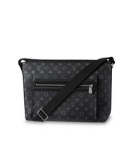 Wholesale braided chignon resale online - huweifeng4 MEN M44224 Odyssey Messenger MM New HANDBAGS ICONIC BAGS TOP HANDLES SHOULDER BAGS TOTES CROSS BODY BAG CLUTCHES EVENING