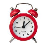 relógios baratos venda por atacado-Mini Despertadores criativos da novidade Função bonito pequeno bolso Relógios Doce Tabela Cor Desktop Relógios práticos portátil Hot Sale