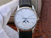 Wholesale solar luxury watch for sale - Group buy ZF lunar phase montre DE luxe solar calendar lunar phase dual phase shows Cal movement watches designer watches