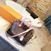bolsas de couro usadas venda por atacado-Moda Clássico elegante Bolsa de uso Duplo Messenger Personalidade Impressão Bolsa De Couro Totes Bolsa Sacos de Ombro Crossbody guc-3
