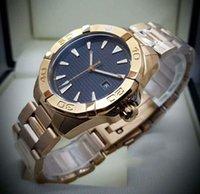 mavi su saatleri toptan satış-Yeni Boyama numarası C5 erkek Izle mavi arama ve altın kayış 43mm dial orijinal Toka Su direnci erkek izle