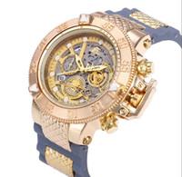 reloj de cuarzo para hombre luminoso al por mayor-Todos los diales funcionan Relojes de diseñador para hombre clásicos Cronógrafo luminoso Japón Reloj de cuarzo Hombre Reloj de lujo Relojes profesionales