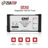 Wholesale electronics engineers for sale - Group buy DPA5 Kit Truck With Green Cable Diagnostic Tool Electronic Service Tools EST Engineer Software Better Than Nexiqing