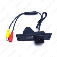 carro mitsubishi pajero venda por atacado-Leewa atacado Especial Car Estacionamento Câmara de visão traseira para Mitsubishi Pajero HD de backup Invertendo Camera # 1533